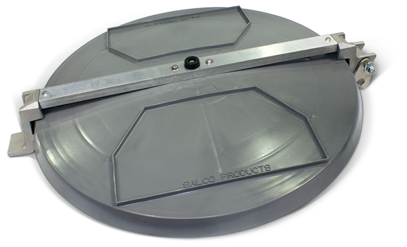 30-Inch Non-Vented Hatch Cover, Union Pacific