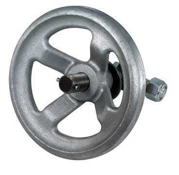 Airslide Cover Handwheel Assembly