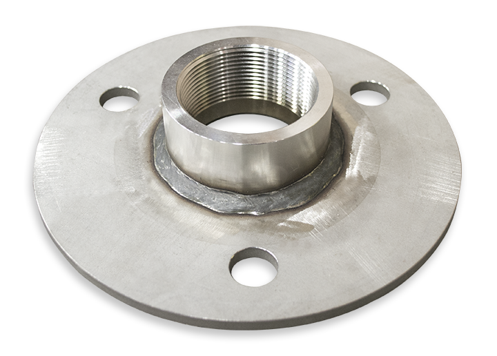 Quick Inspect Adapter Flange